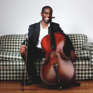 Bobbie Lee Crow III, cello & manager